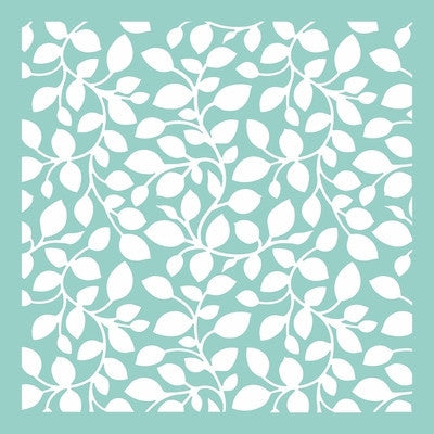 "12x12"" Template - Leaves - Shop and Crop Scrapbooking"