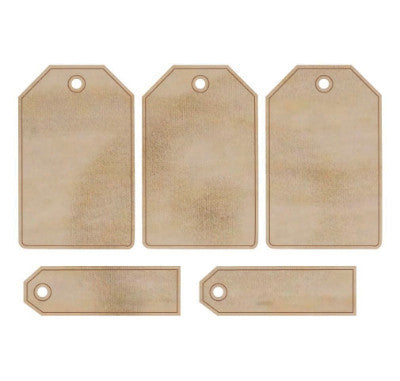 Tags Wood Flourishes FL497 - Shop and Crop Scrapbooking