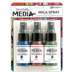 Dina Wakley Mica Spray