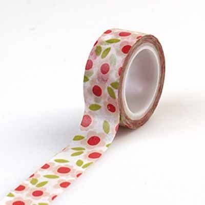 Carta Bella It's A Girl-Decorative Tape - Floral - Shop and Crop Scrapbooking