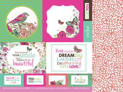 Fly Free- Confidante - Shop and Crop Scrapbooking