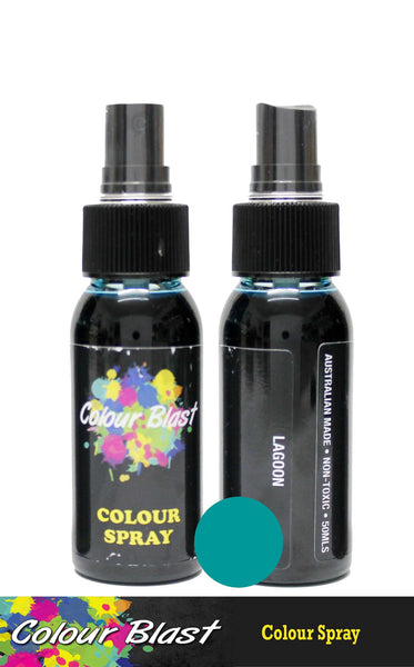 Colour Sprays - Lagoon