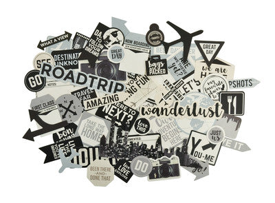 Just Landed Collectables - Shop and Crop Scrapbooking