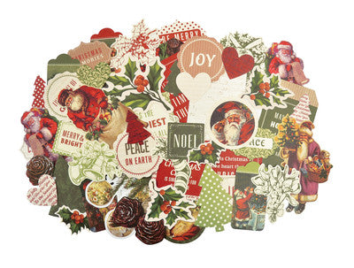 Kaisercraft - Silent Night Collectables - Shop and Crop Scrapbooking