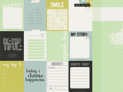 #Me 12x12 Scrapbook Paper - Ambition