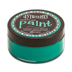 Dylusions Paint - Polished Jade (NEW)