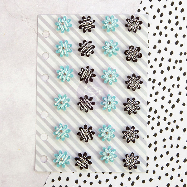 "My Prima Planner Flowers - ""Planner Mini Flowers 1"" - Shop and Crop Scrapbooking"