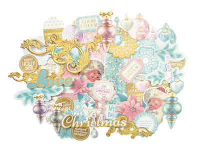 Christmas Wishes Collectables - Shop and Crop Scrapbooking