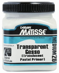 Transparent Gesso 250ml