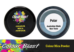 Colour Mica Powder - Polar