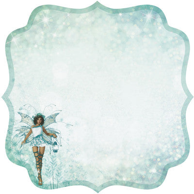 Fairy Dust Glimmer Diecut - PS432 - Shop and Crop Scrapbooking