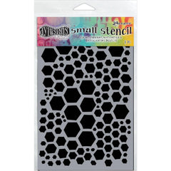 "Dyan Reaveley's Dylusions Stencils 5""X8"" - Honeycomb"