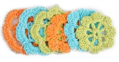 Crochet Doilies Summer