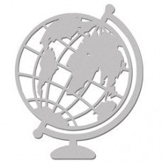 World Globe - Shop and Crop Scrapbooking