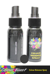 Colour Blast Shimmer Spray - Dusty Charcoal