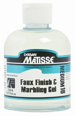 Faux Finish & Marbling Gel - Shop and Crop Scrapbooking