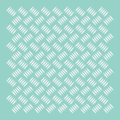12x12 Template - Checker Plate T612 - Shop and Crop Scrapbooking