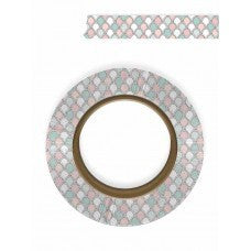 Carpe Diem Washi Tape Circles