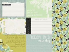 #Me 12x12 Scrapbook Paper - Dreams