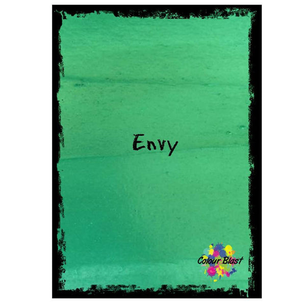 Colour Blast Paste Envy - Shop and Crop Scrapbooking