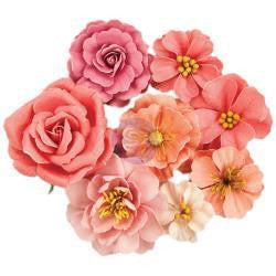 Prima Flowers - Margarite - Shop and Crop Scrapbooking