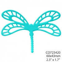 Summer Dragon Fly - Couture Creations Decorative Die - Shop and Crop Scrapbooking