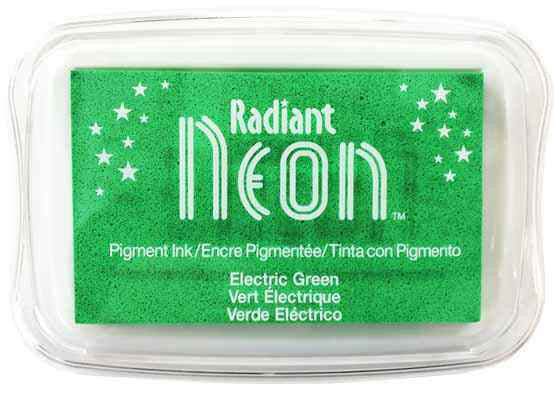 Radiant Neon-Electric Green - Shop and Crop Scrapbooking