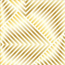 OPEN BOOK Maggie Holmes  Vellum Gold Foil - Stripes - Shop and Crop Scrapbooking