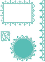 Kaisercraft Decorative Die - Ornate Pack 2 DD794