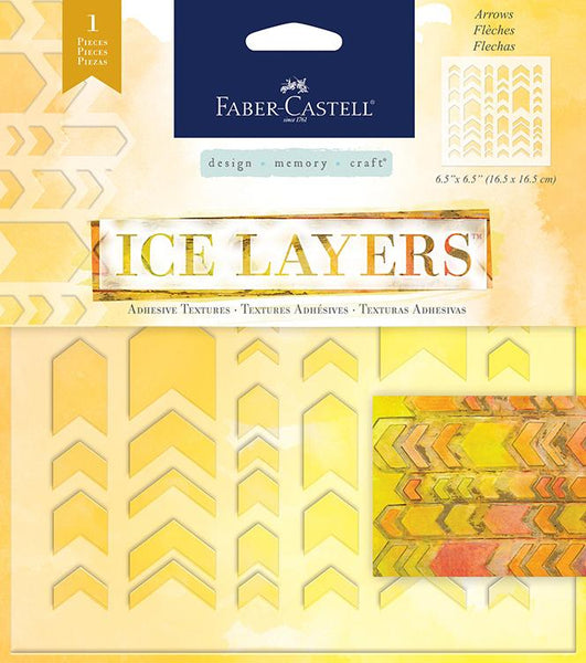 Ice Layers - Arrows