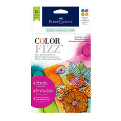 Faber Castell Mixed Media Color Fizz - Bright