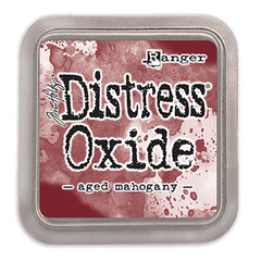 Tim Holtz Distress Oxide Ink Pad -Aged Mahogany