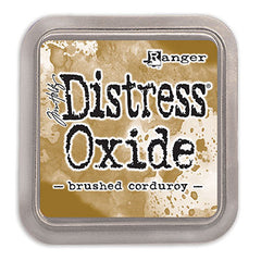Tim Holtz Distress Oxide Ink Pad - Brushed Corduroy (NEW)
