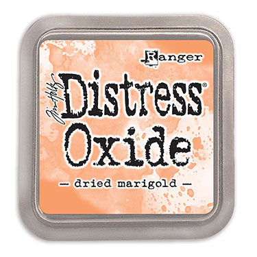 Tim Holtz Distress Oxide Ink Pad - Dried Marigold (NEW)