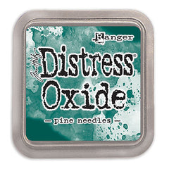 Tim Holtz Distress Oxide Ink Pad - Pine Needles (NEW)