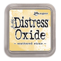 Tim Holtz Distress Oxide Ink Pad - Scattered Straw (NEW)