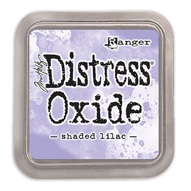Tim Holtz Distress Oxide Ink Pad -Shaded Lilac