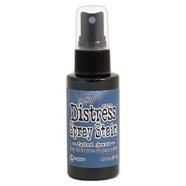Ranger Ink - Tim Holtz - Distress Spray Stain - Faded Jeans