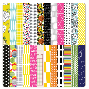 Sunshine Edition 12x12 Designer Paper Pack 24 shts - Shop and Crop Scrapbooking