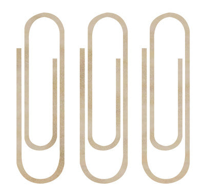 Flourish Pack - Paper Clips FL567 - Shop and Crop Scrapbooking