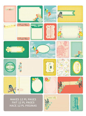 Themed Cards - Spring 60Pk - Shop and Crop Scrapbooking