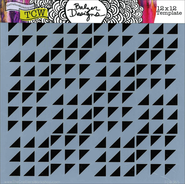 "12x12"" Template - Aztec - Shop and Crop Scrapbooking"