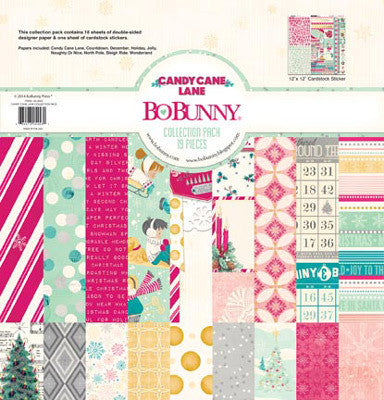 Candy Cane Lane Collection Pack - Shop and Crop Scrapbooking