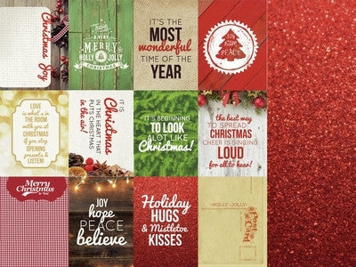 Kaisercraft Christmas Basecoat/Glitter - Shop and Crop Scrapbooking