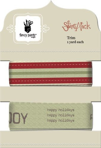 St Nick trim - Shop and Crop Scrapbooking