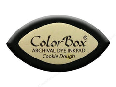 ColorBox Archival Dye Ink Pad Cat's Eye Cookie Dough-