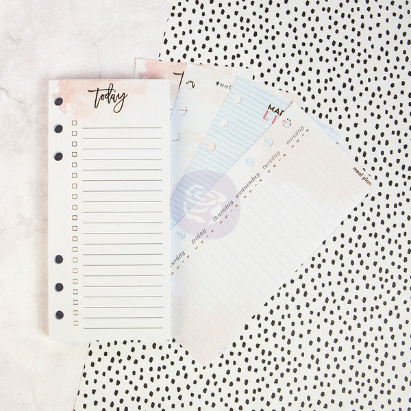 My Prima Planner Embellishments - List Pad - Shop and Crop Scrapbooking