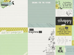 #Me 12x12 Scrapbook Paper - Encourage