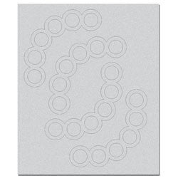 Circle Corner Chipboard Pack - Shop and Crop Scrapbooking