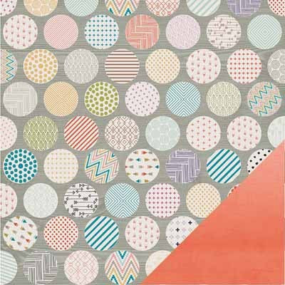 Pink Paislee Cedar Lane - Circle Street Paper - Shop and Crop Scrapbooking